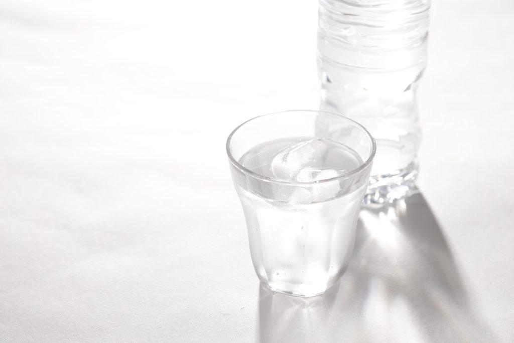 毎朝水を飲んで1ヶ月がたちました