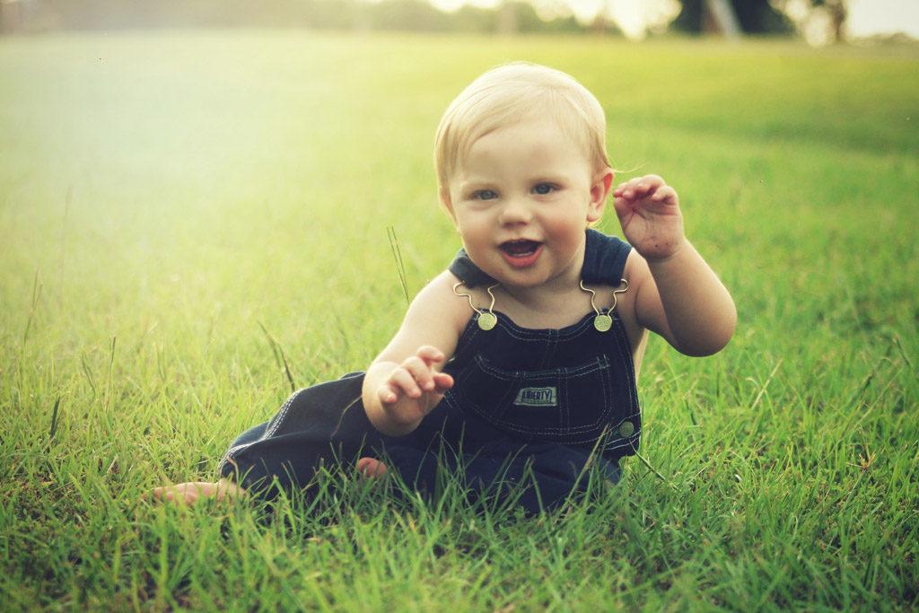 上手に体を動かすには赤ちゃんに戻ってみることをおすすめします