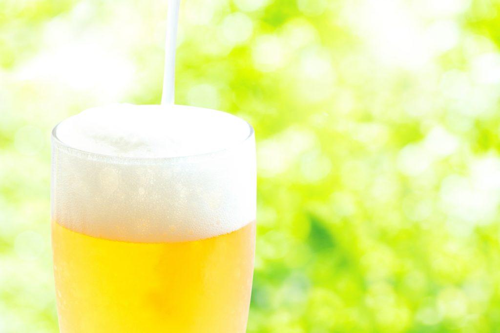 夏はビール!!と言って暴飲暴食で激務を強いられている肝臓さんのケアの仕方