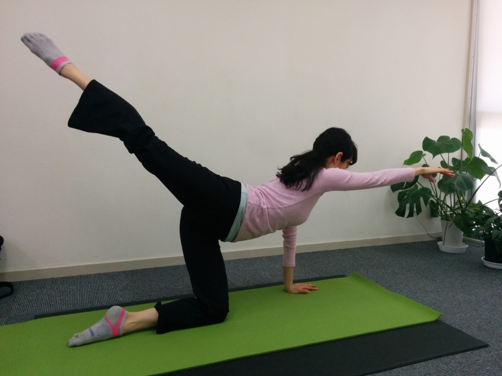 バレエから学ぶ身体の使い方とスタイル作りのポイントは手足を真っ直ぐ伸ばすこと