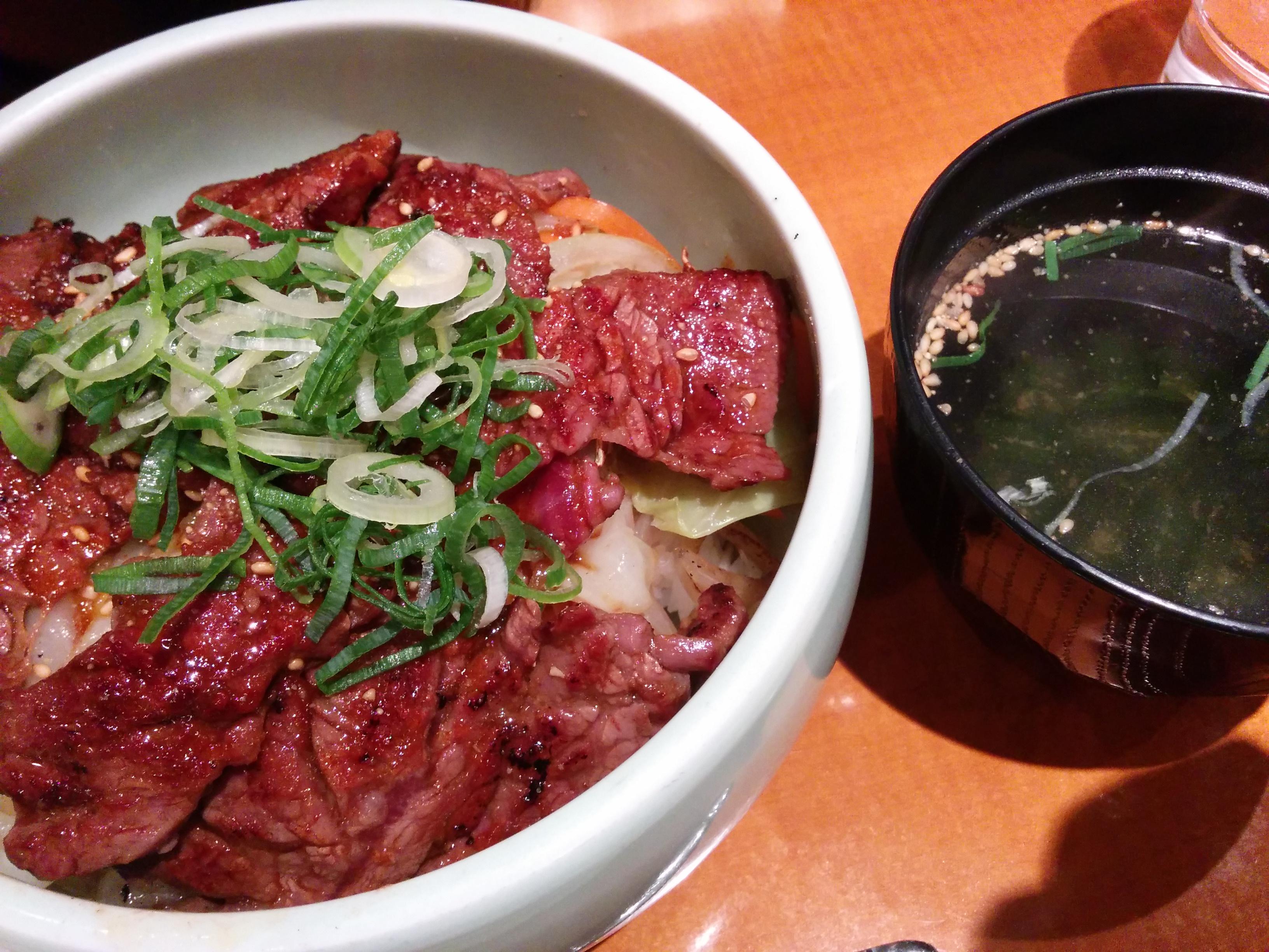 大阪焼肉-松屋-は日本で初めてハラミを販売した焼肉屋さん!
