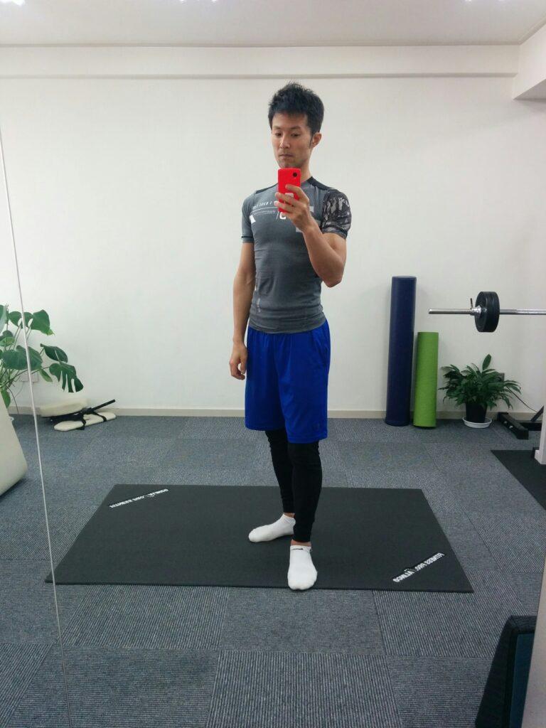 太もものハリを取って脚痩せしたかったら脚をまっすぐ使いなさい!