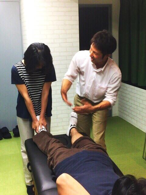 施術を受けた全員が変化を感じる美脚整体とは?『美脚ダイエットコーチ養成講座』説明会の報告