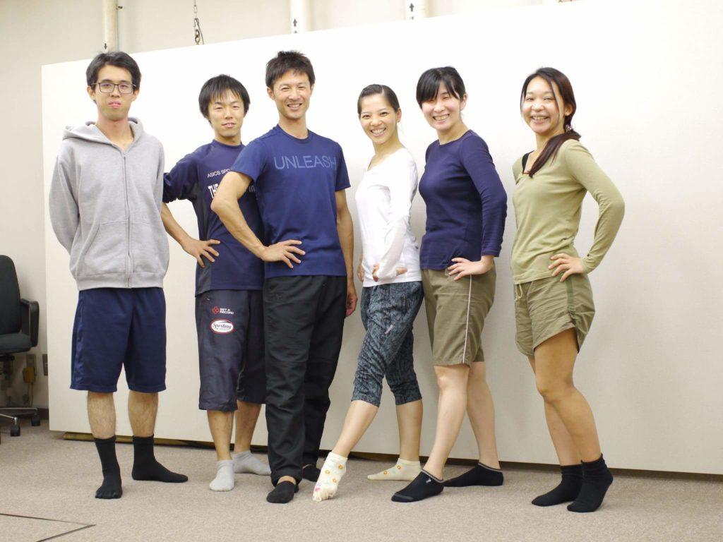 寝違えが良くなる体の感覚を獲得する「美脚セルフケア魔法の触り方セミナー」の報告