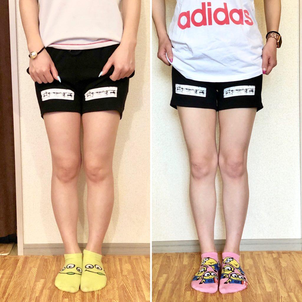 きついことをしても脚が細くならない、もっと頑張らなくちゃいけないんだ!と思っていた20代女性が脚やせを成功させた方法を公開します。